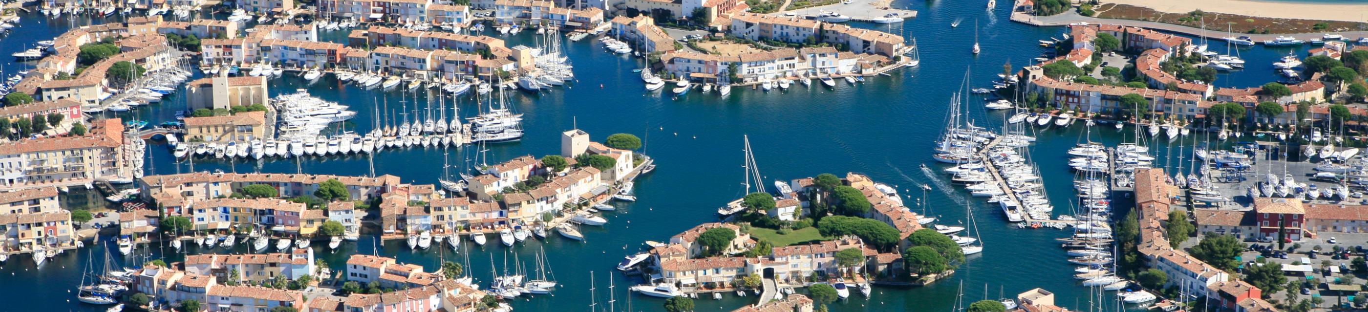 Port Grimaud : un parc immobilier unique au coeur de la Riviera