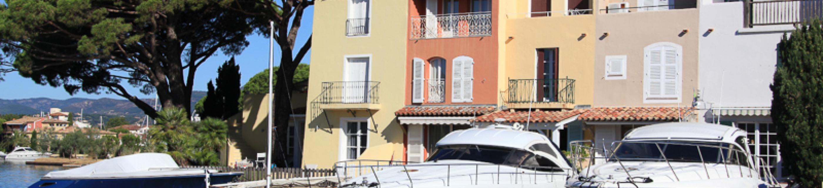 Acheter une maison de pêcheur à Port Grimaud