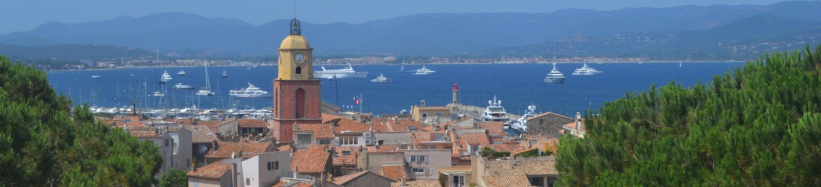 L'état du marché immobilier dans le Golfe de Saint Tropez : bilan 2019