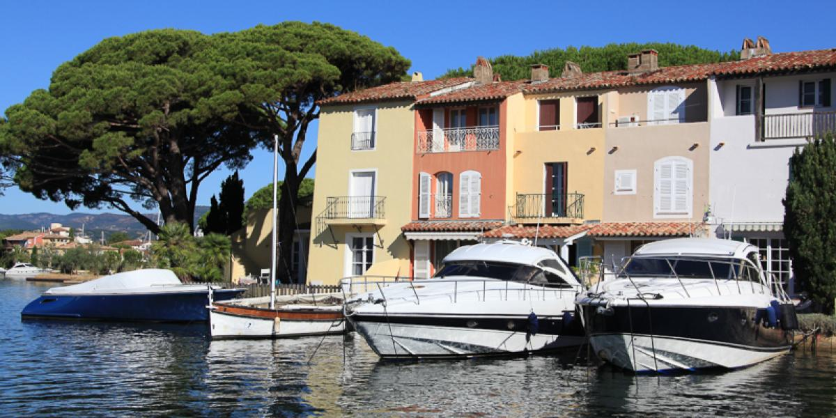 Buy a Fisherman's house in Port Grimaud