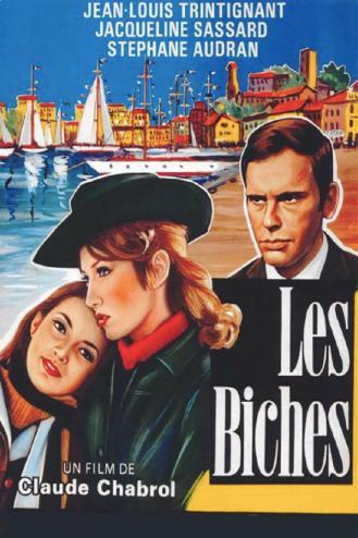 Les Biches - Film tourné a Port Grimaud