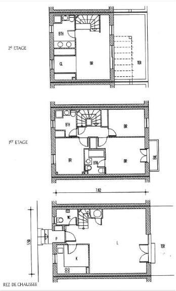 Appartement - Maison Port Grimaud La Portale - Logiservice