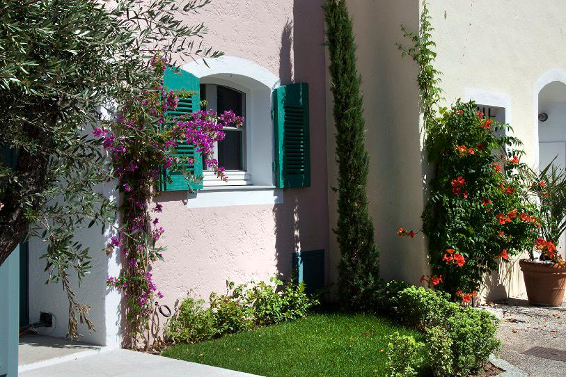 Port Grimaud facade coloree - Logiservice Agence immobiliere