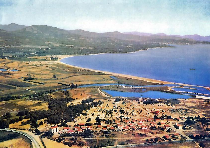 Port Grimaud photo historique - Logiservice