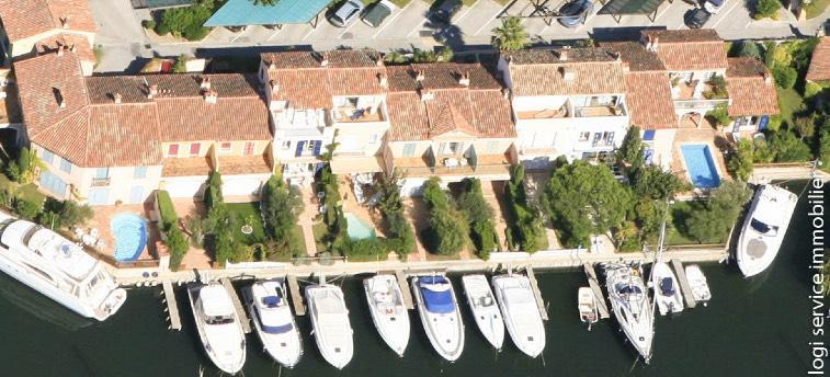 Port Grimaud - Cite Lacustre Agence Immobiliere Logiservice