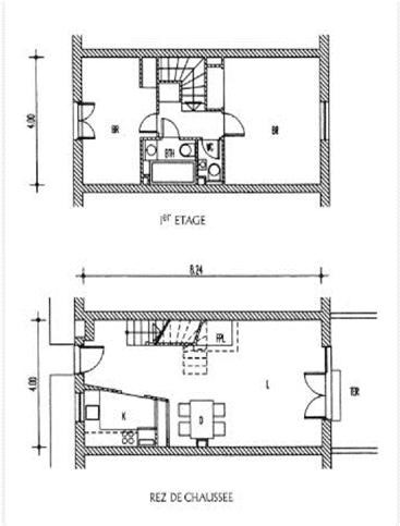 Appartement - Maison Port Grimaud Le Bungalow - Logiservice
