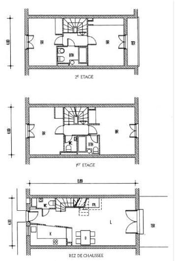Appartement - Maison Port Grimaud La Maison de Pecheur - Logiservice