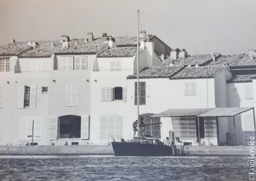 Photo historique de Port Grimaud - Logiservice
