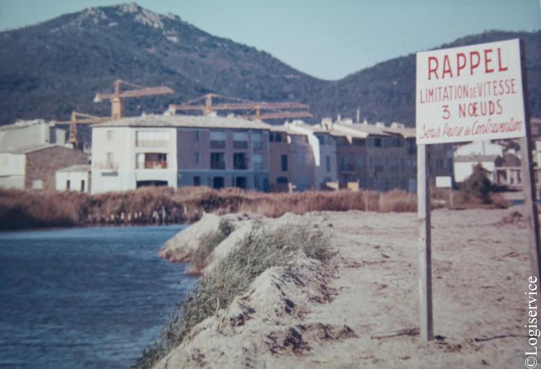Histoire de Port Grimaud - Logiservice agence immo - Venise Francaise