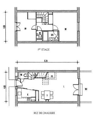 Appartement - Maison Port Grimaud La Balandrine - Logiservice