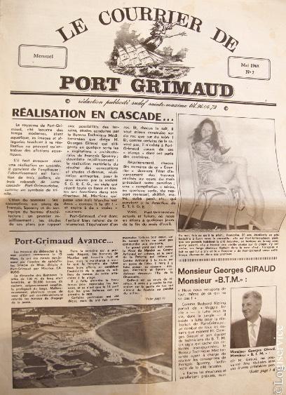 Courrier de Port Grimaud archive - Logiservice