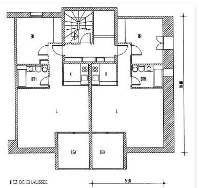 Appartement - Maison Port Grimaud L'appartement - Logiservice
