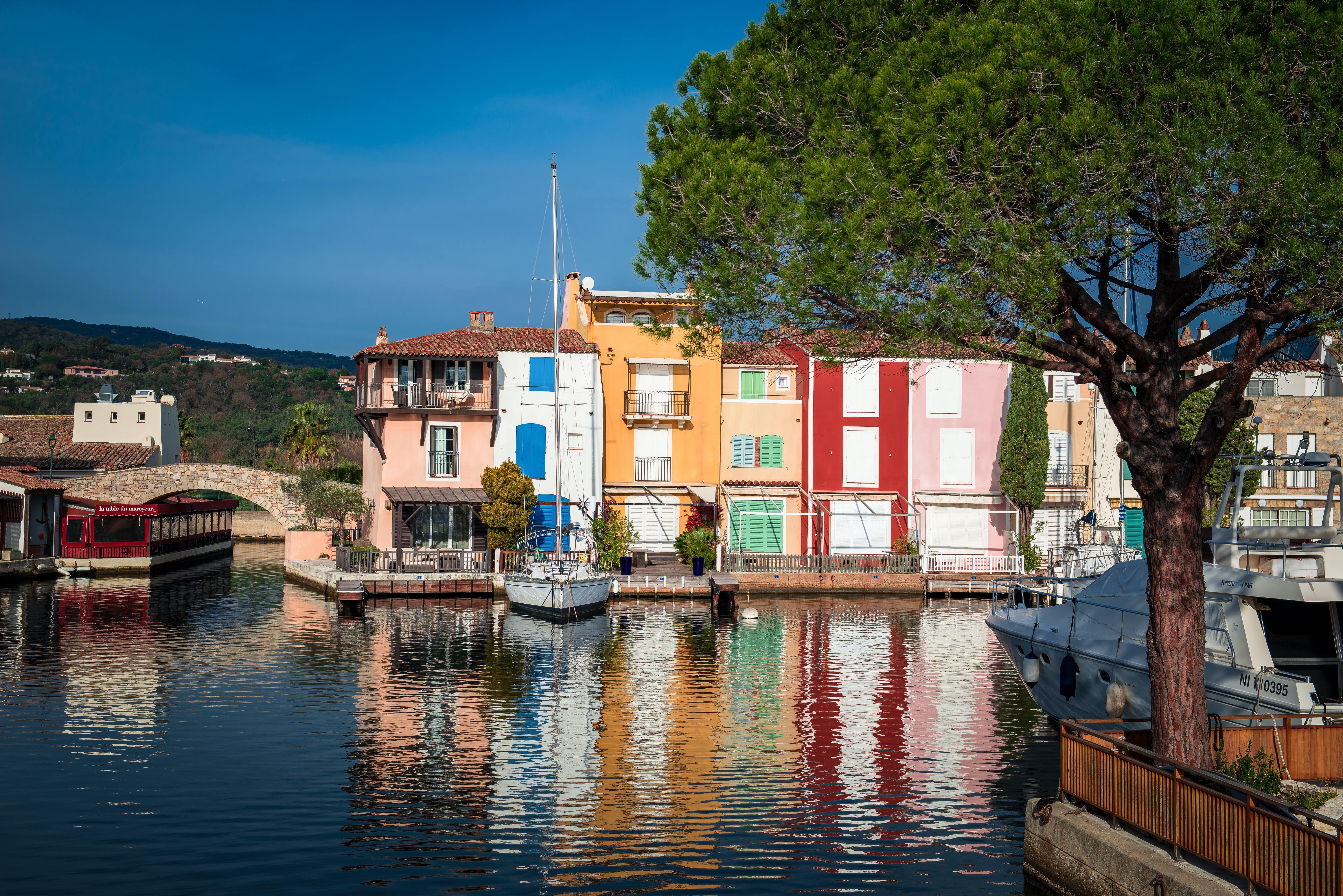 Marche immobilier 2020 - Golfe de Saint Tropez Port Grimaud - Logiservice - @gillesdenice