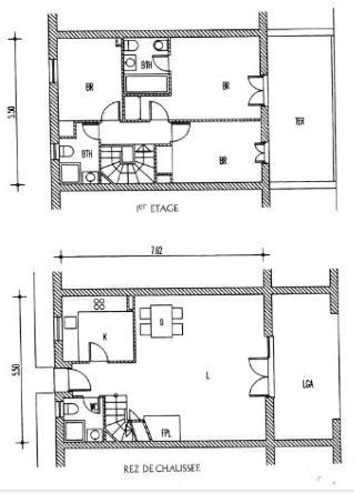 Appartement - Maison Port Grimaud La Cassine - Logiservice