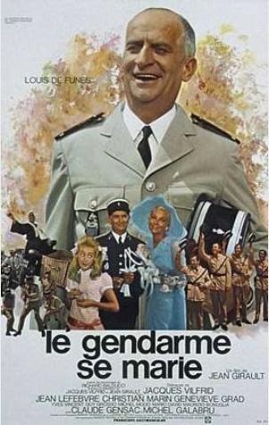 Le Gendarme se marie - Film tourné a Port Grimaud