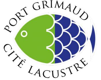 Logo de la cité Lacustre Port Grimaud - Logiservice