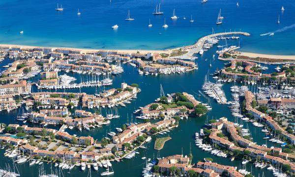 Port Grimaud vue du ciel - Logi-Service