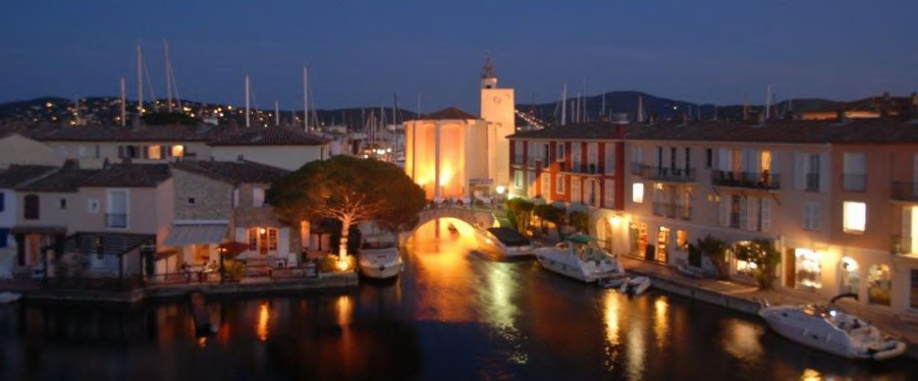 Port Grimaud Logi-Service Agence Immobiliere